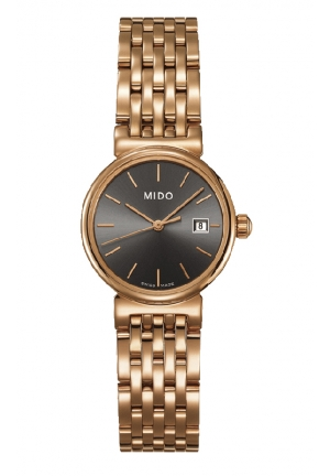 Mido WOMENS Dorada Ladies Watch M21303131 25mm