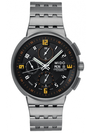 Mido All Dial Chronograph 42,5mm M8360.8.D8.1
