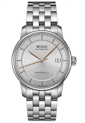 Watch Baroncelli II Mens 38mm M86004101