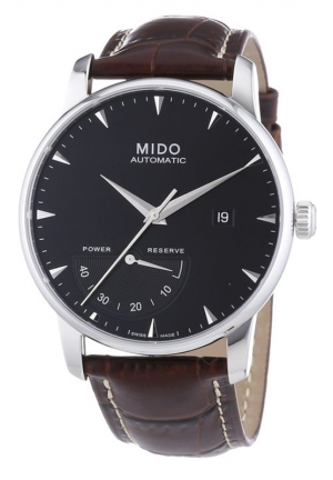 Mido Men's Watches Baroncelli Automatic Power Reserve M86054188 42mm