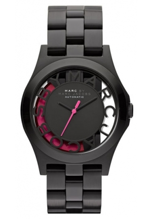 MARC BY MARC JACOBS Henry Skeleton Unisex Automatic Watch-40MM MBM9703