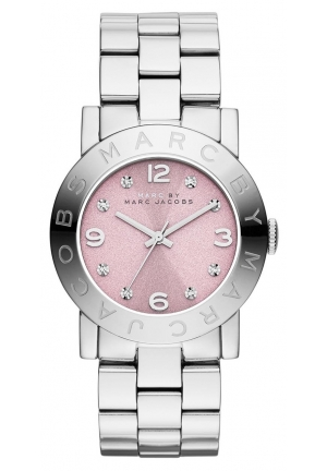 MARC JACOBS Women's Amy Stainless Steel Bracelet Watch 36mm