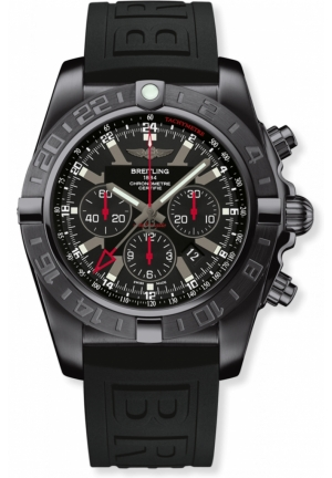 BREITLING Chronomat 'BlackSteel' 44 mm