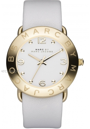 Women's Amy White Dial Watch 36mm