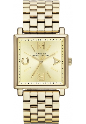 Marc by Marc Jacobs Ladies Gold Truman Watch 30mm