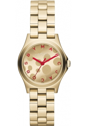 MARC BY MARC JACOBS LADIES' HENRY WATCH MBM3270