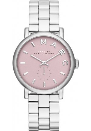 Marc by Marc Women's Baker MBM3280 Pink Stainless-Steel Swiss Quartz Watch mbm3280