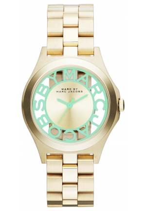 MARC BY MARC JACOBS LADIES' SKELETON WATCH MBM3295