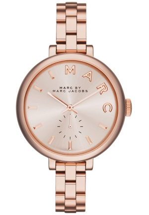 Women's Sally Rose Gold Ion-Plated Stainless Steel Bracelet Watch 36mm MBM3364