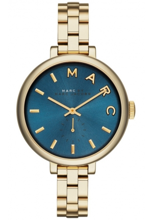 Women's Sally Gold Ion-Plated Stainless Steel Bracelet Watch 36mm MBM3366