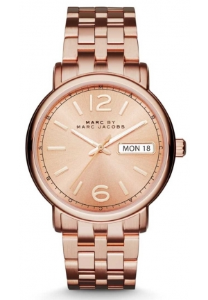 New Marc by Marc Jacobs All Rose Gold Stainless Steel Ladies Watch