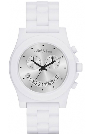 Ladies Marc by Marc Jacobs Chronograph Watch MBM4573