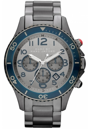 Men's Metal Rock Chrono 46MM