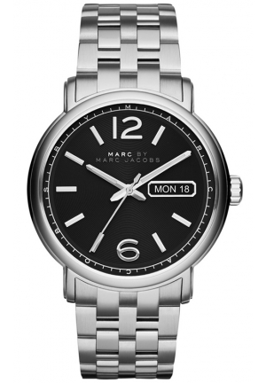 Men's Fergus Stainless Steel Bracelet Watch 42mm