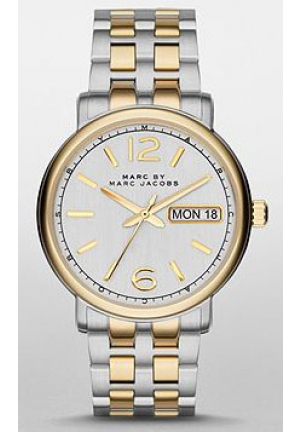 MARC JACOBS Fergus Stainless Steel Watch 38mm mbm8652