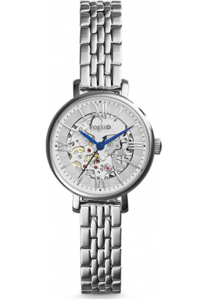 FOSSIL WOMEN'S JACQUELINE STAINLESS STEEL WATCH 27MM