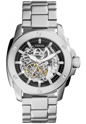 Fossil Modern Machine Automatic Skeleton Dial Men's Watch