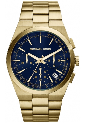 Men's Chronograph Channing Gold-Tone 43mm