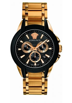Men's Chronograph Date Watch 42.5mm
