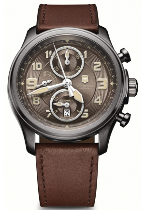 Men's Infantry Vintage Brown Watch 44mm