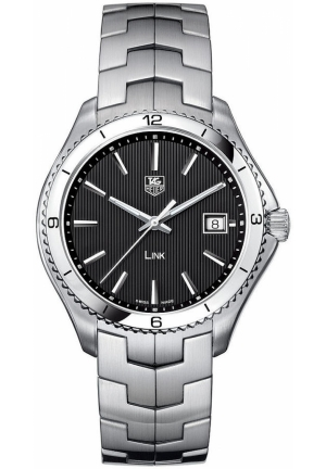 Men's Swiss Stainless Steel Bracelet 40mm