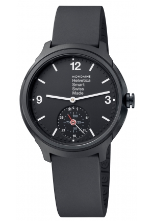 Mondaine Helvetica 1 Smart Watch 44mm