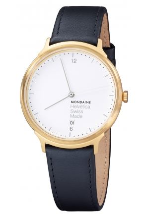 Mondaine Helvetica No1 Light 38 mm