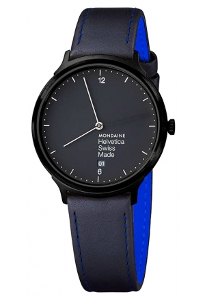 Mondaine Helvetica No1 New York Edition Light 38 mm
