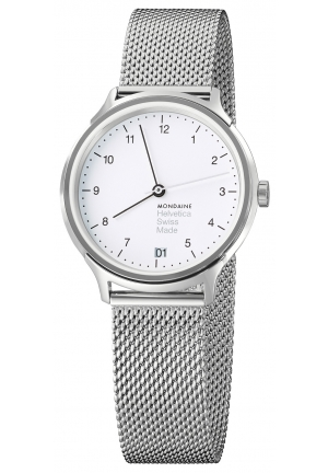Mondaine Helvetica No1 Regular 33 mm