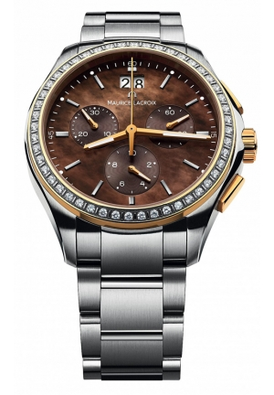 MAURICE LACROIX MIROS CHRONOGRAPHE LADIES 38mm