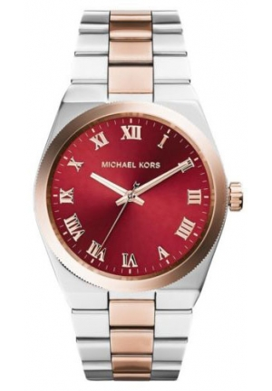 MICHAEL KORS Channing Two-Tone Ladies Watch 38mm