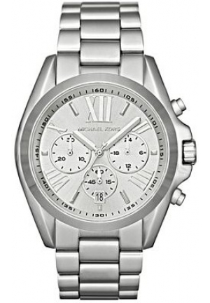 MICHAEL KORS Chronograph Steel Bracelet 43mm