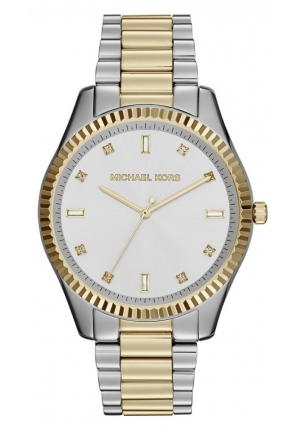 Michael Kors Two-Tone Stainless Steel Watch 41mm