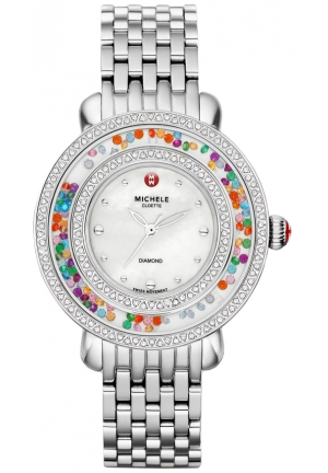 Michele Cloette Carnival Diamond 38mm