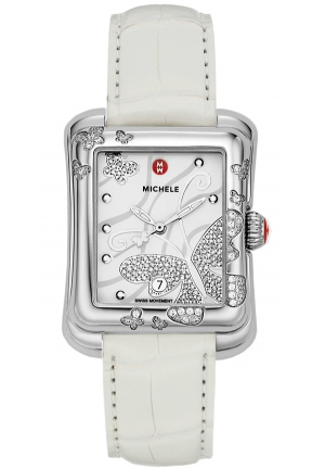 Michele Extreme Butterfly 42mm X 31mm