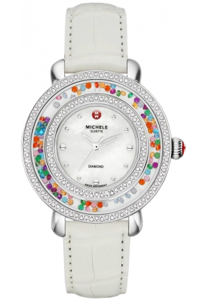 Michele Series Cloette Carnival Diamond 38mm