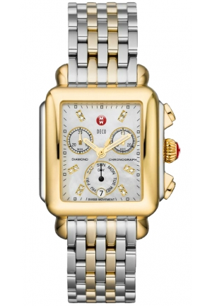 Michele Signature Deco 33mm X 35mm