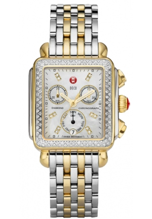 Michele Signature Deco, 33mm X 35mm