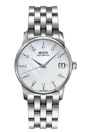 Mido Ladies Watch Automatic Baroncelli Big 33.00mm. 09.50mm.