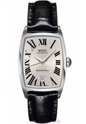 Mido Ladies Watch Automatic Baroncelli Tonneau 23mm
