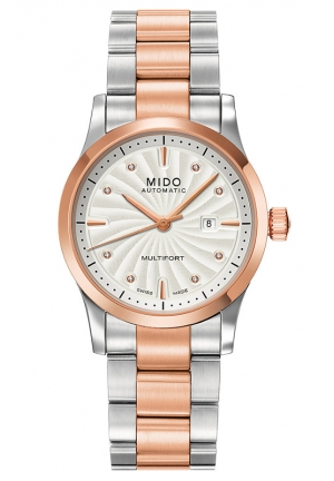 MIDO Women's Automatic Watch Multifort 31mm