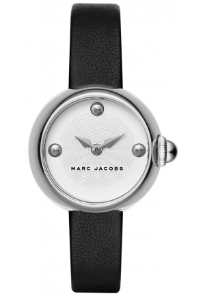MARC BY MARC JACOBS LADIES' LEATHER COURTNEY WATCH