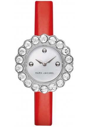 MARC BY MARC JACOBS Tootsie White Mother Of Pearl Dial Ladies Watch