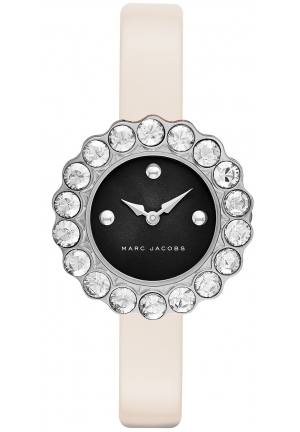 MARC JACOBS WOMEN'S TOOTSIE STRAP WATCH 30MM MJ1443