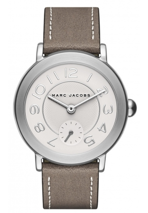 MARC BY MARC JACOBS Riley Small-second Leather Strap Camel