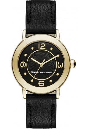 Ladies Marc Jacobs Riley Extension 18ct White Gold Watch