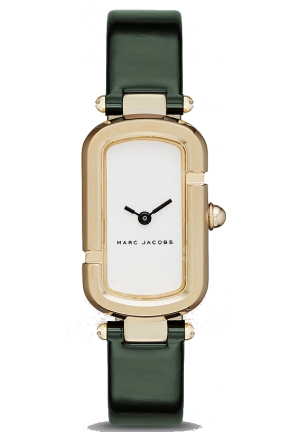 Marc Jacobs Monogram White Dial Ladies Watch