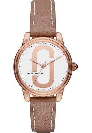 MARC JACOBS CORIE ROSE GOLD