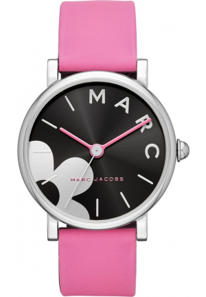 MARC JACOBS PINK SILICONE