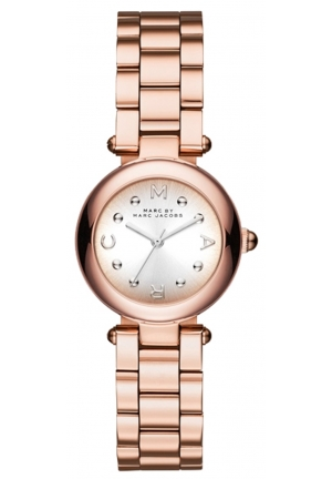 MARC JACOBS Dotty Analog Display Analog Quartz Rose Gold Watch 26mm MJ3452